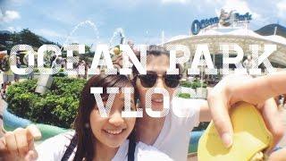 Travel Sisters | Ocean Park, Hong Kong Vlog | 香港海洋公園 | English Subtitles