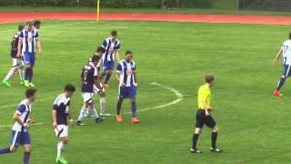 Tennis Borussia - Hertha BSC - Spielszenen (Finale, Berliner Pokal U19)   SPREEKICK.TV