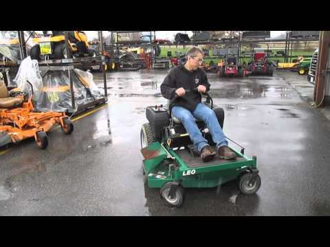 Bobcat Leo Z-Turn Mower 52