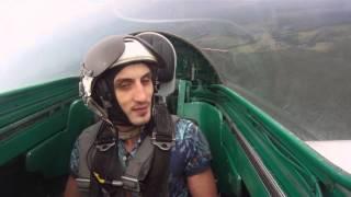 Полеты на Л-29. Высший пилотаж на Л-29. Полет на Л-29 в подарок. Подарочный сертификат на полет.(14 июня 2014 года наш турист из России совершил полет на самолете Л-29 с выполнением фигур высшего пилотажа...., 2014-06-24T10:54:27.000Z)