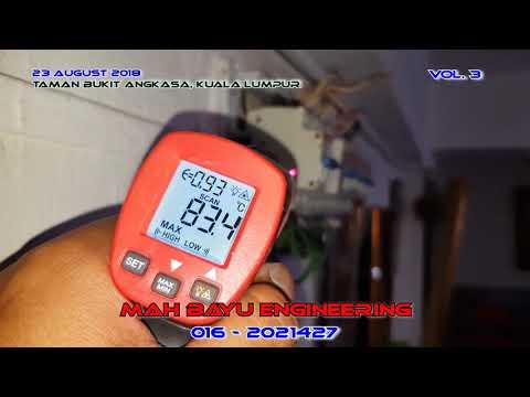 VOL. 3 : Bill TNB Tinggi - Litar Pintas - Trip - Over Heating - DB Not Follow Safety Spec