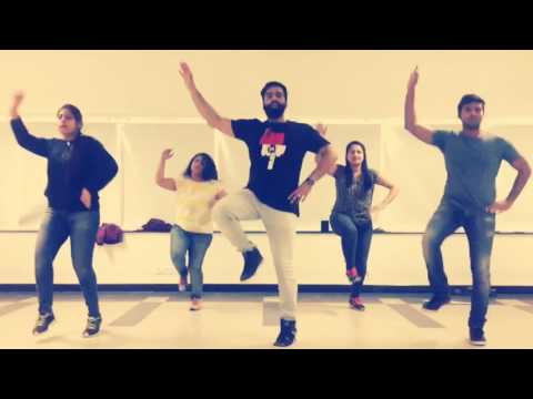 Bhangra On Diljeet Dosanjh's Pappleen - Choreographed By Ankush & Mohit