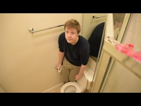 Instructional Pooping Video