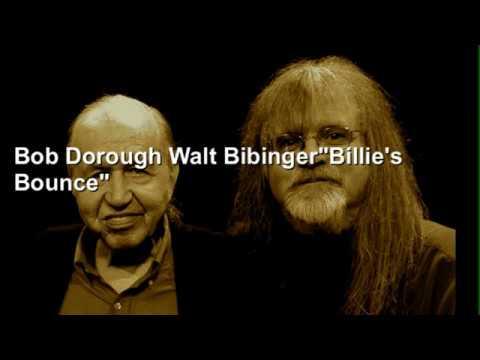 """Billie's Bounce"" Bob Dorough & Walt Bibinger"