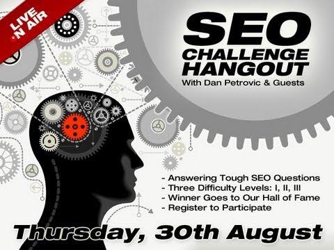 SEO Challenge by Dejan SEO