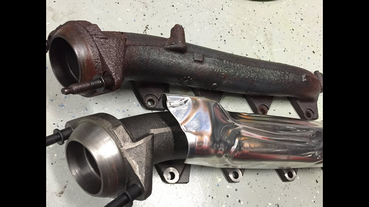Ford Explorer Exhaust Leak >> Ford Explorer 4 6l 3v Passenger Exhaust Manifold Replacement