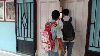 Film pendek bahasa inggris. Dua murid baru. Smk pancasila