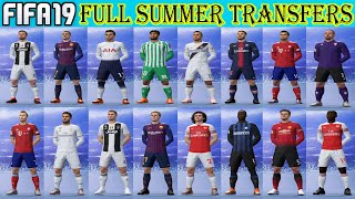 Download & Install Fifa 19 Cpy Full Summer Transfers Squad   Premier League,