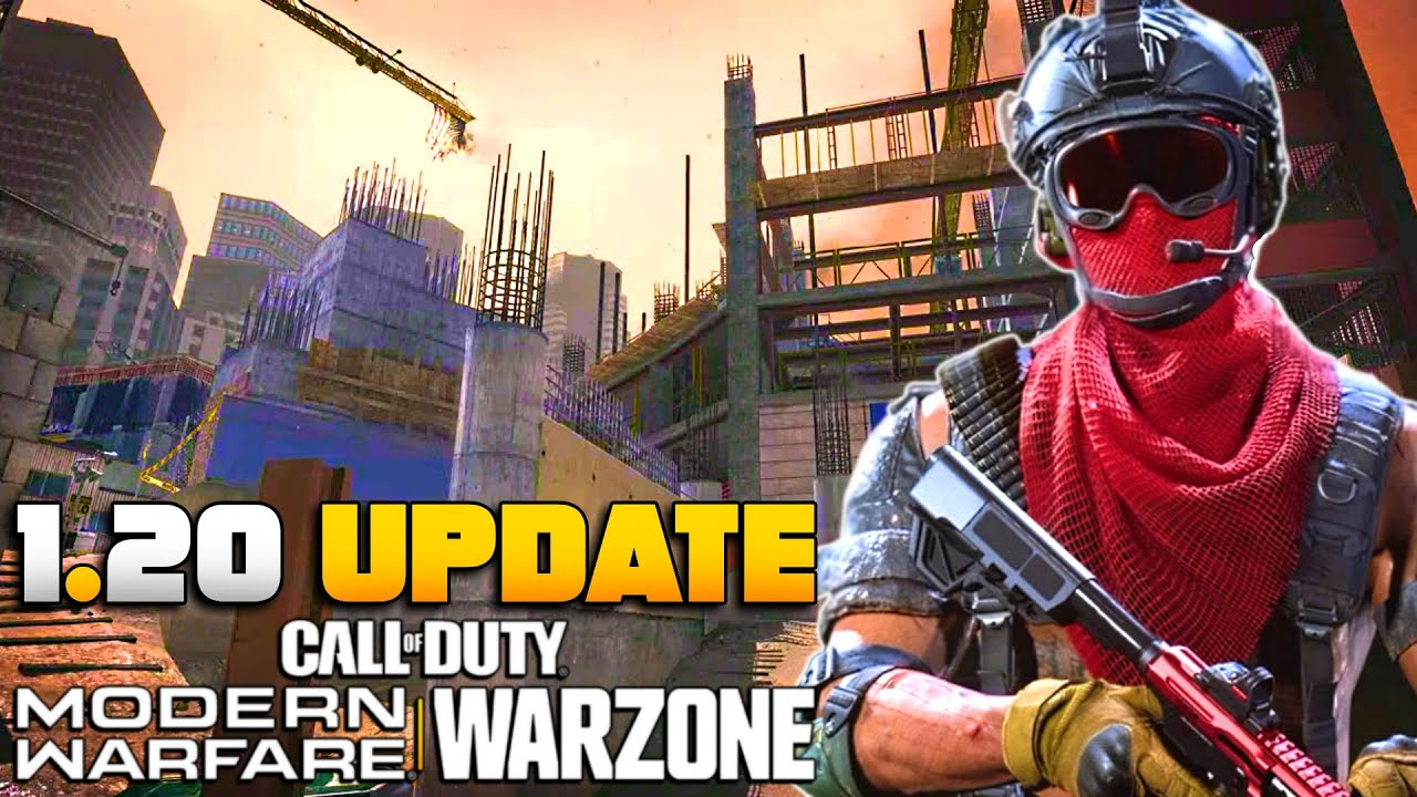 Latest Call of Duty: Modern Warfare patch is out now  here's all the ...