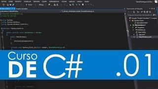 Curso de Programação em C# (C Sharp)