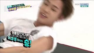 [ENG SUB] Weekly Idol 166 Bomi & Ilhoon - I Wonder If You Know (141001)