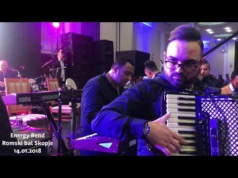 Energy band 2018 Romski bal Skopje