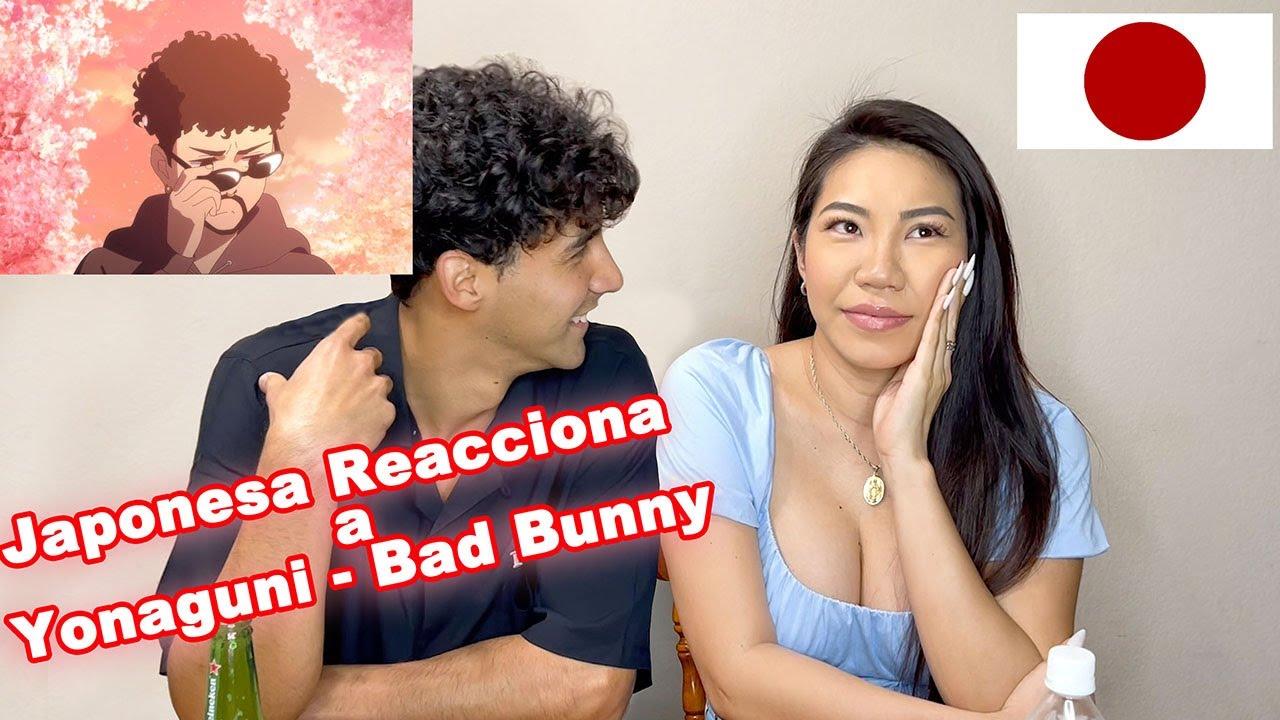 Mi Esposa Japonesa 🇯🇵 Reacciona a Yonaguni - Bad Bunny