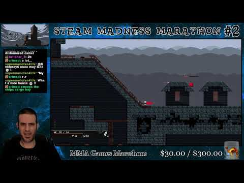Steam Madness Marathon #2 55: The Braves & Bows  