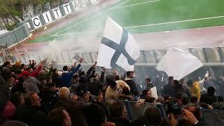 Ultrà Savoia, festa per la promozione in serie D