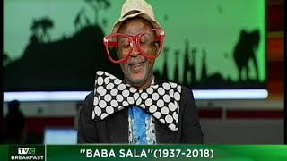 TVC Breakfast 12th Oct., 2018 |   Spotlight on Baba Sala