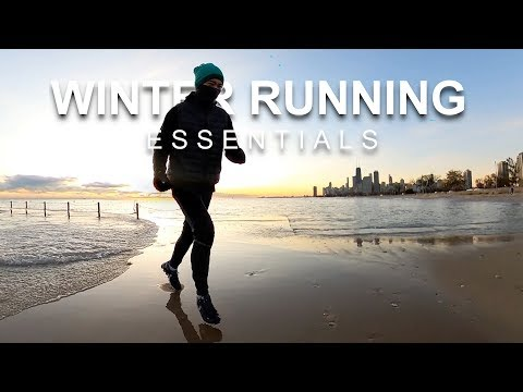 Winter Running Essentials 2019-2020
