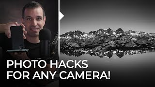 3 Favorite Phone Photography Hacks (DSLRs & Mirrorless Too!)