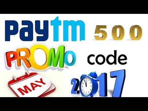 paytm april 2017 promo code get 550 rs paytm cashback in 24 hours youtube. Black Bedroom Furniture Sets. Home Design Ideas