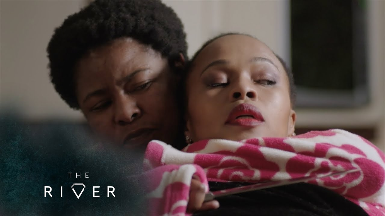 Veronica goes for Lindiwe's throat - The River