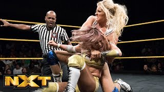 Kairi Sane vs. Lacey Evans: WWE NXT, May 23, 2018