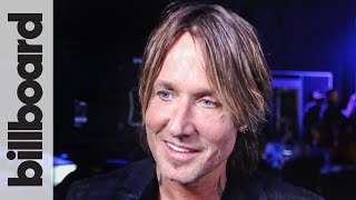 Keith Urban Reacts to Winning Entertainer of the Year | CMAs 2018