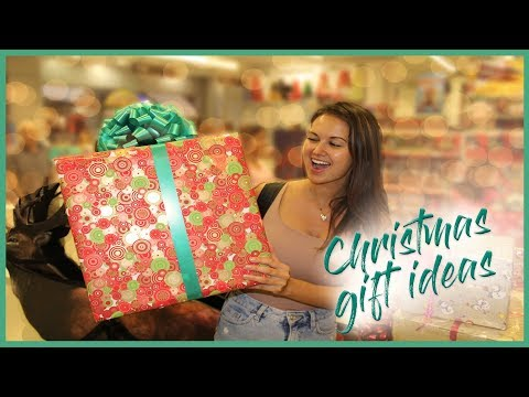 CHRISTMAS gift ideas for TRAVEL LOVERS | 2017