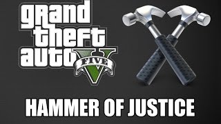 GTA V - Hammer of justice - Livestream