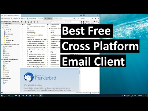 Best Free Email Client | Thunderbird