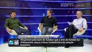 Bate Bola - 07/07/14 - Mauro Cezar Pereira (Véspera do 7x1)