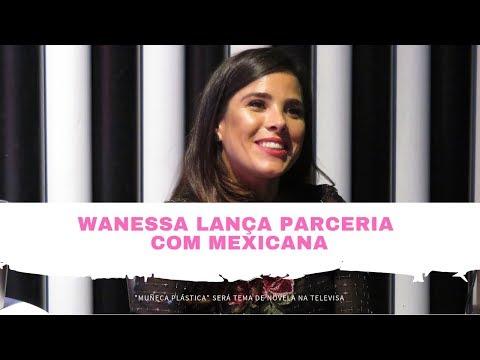 Wanessa Camargo lança parceria com Brisa Carrillo
