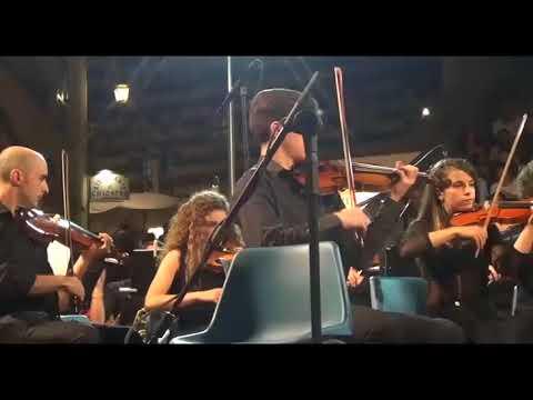 AMALFI 13 AGOSTO 2017   CONCERTO DI FERRAGOSTO 2017