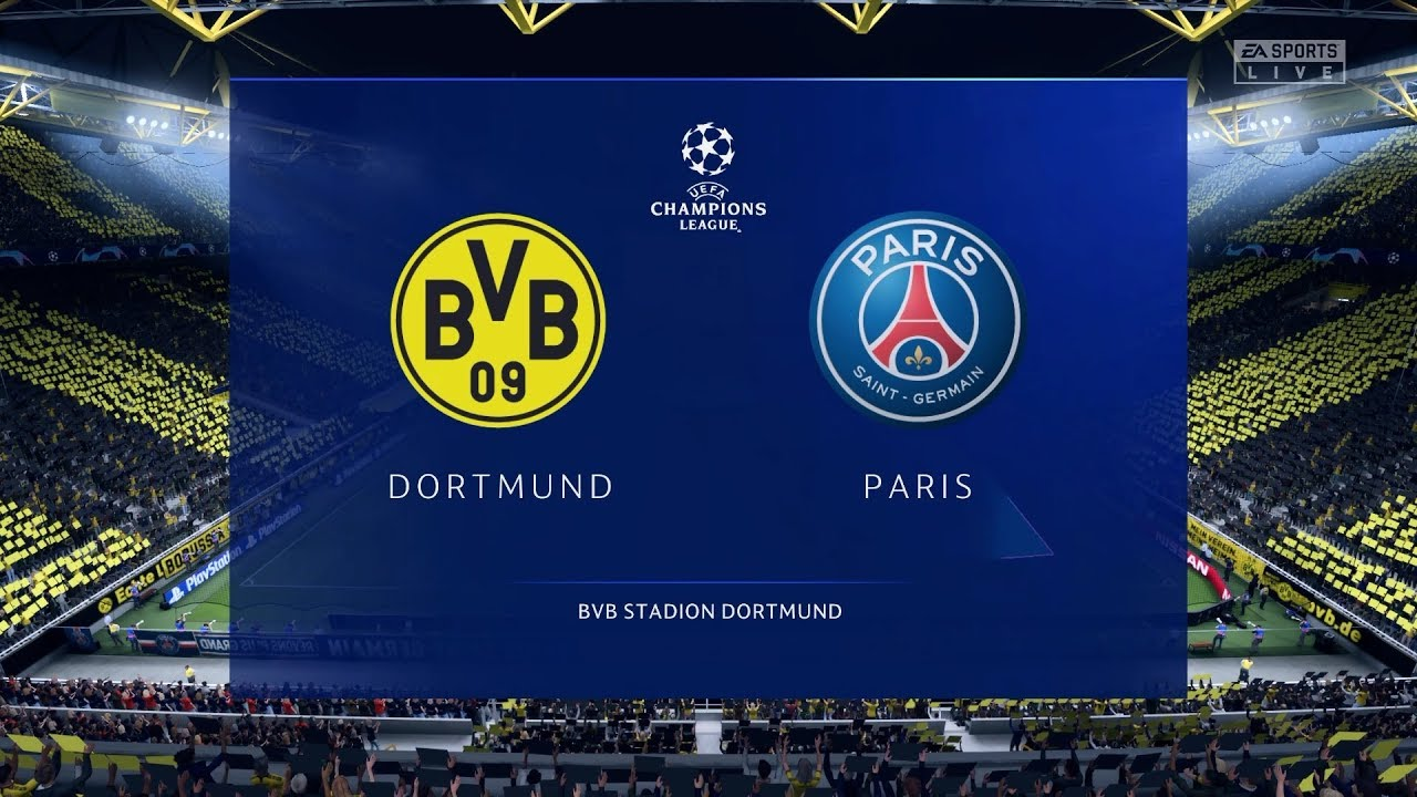Borussia Dortmund vs PSG : Prediction, Lineups, Team News, Betting Tips & Match Previews