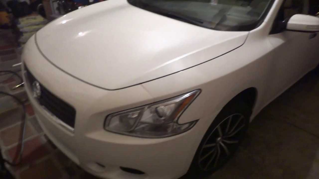 small resolution of 2009 2017 nissan maxima hid installation