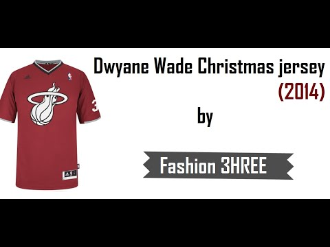 sale retailer ec7f6 396d9 Dwyane Wade 2014 Christmas Jersey from Aliexpress #Fashion3 ...