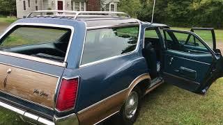 1972 Oldsmobile Vista Cruiser Survivor All Original ***SOLD