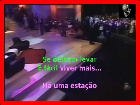 VIDEO KARAOKE FÁBIO JR; SEM LIMITES PRA...