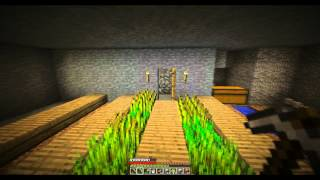 Minecraft HARDCORE - Усовершенствование фермы - 9 Серия