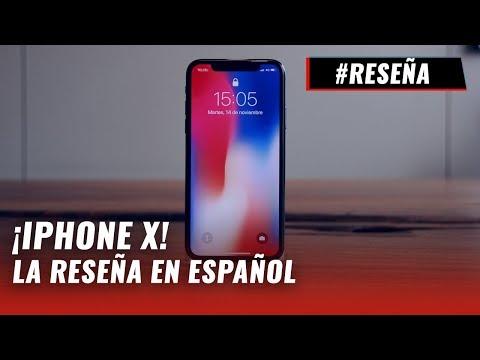 iPhone X, review en español: El MEJOR iPhone hasta el momento