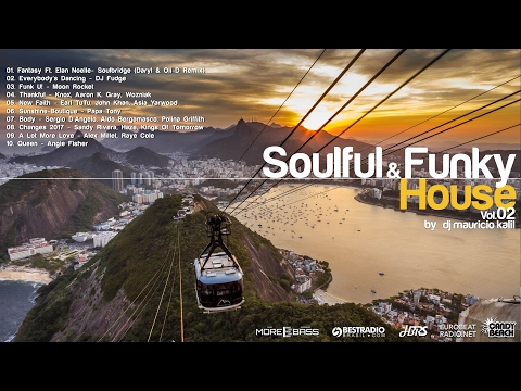 Soulful and Funky Vol 02 by DJ Mauricio Kalil