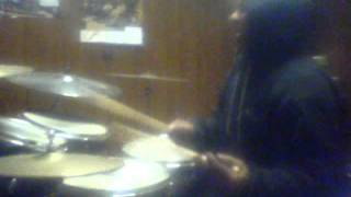 WHITESNAKE HERE I GO AGAIN  DRUM COVER (BOB JONES)  BAILEYDRUM