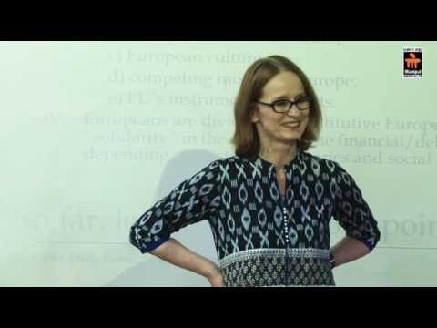 Prof. Ulrike Liebert | Jean Monnet Module on European Identity at Manipal University - India