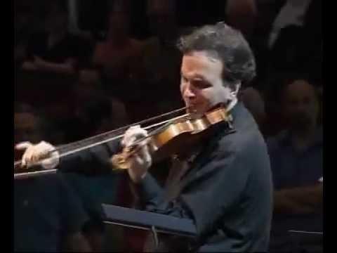Стравинский, Концерт для скрипки, I - Гил Шахам
