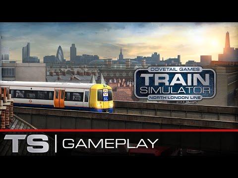 Train Simulator 2016 Gameplay - North London Line