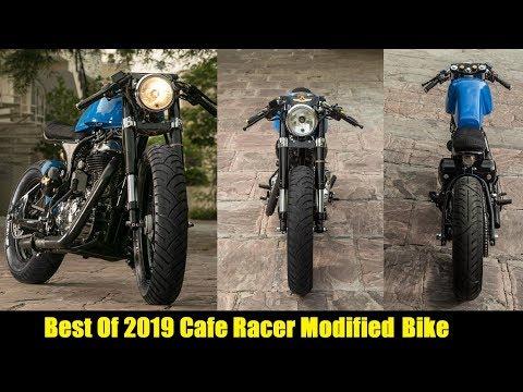 2019 Best Modified Cafe Racer Bike|| Like A Cafe Racer Royal Enfield 2019