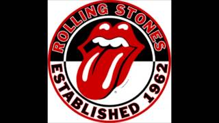 She was hot. Rolling Stones. Alternative extended remix. (recorded from radio) Never released