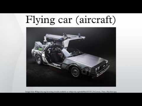 Flying car (aircraft)