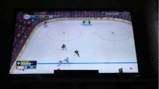 NHL 12 - Pro - Custom settings - Elitserien (part 1/2)
