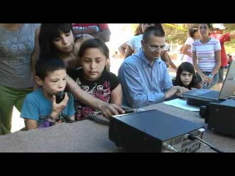 Promueven Radio Aficionados ¨Contigo en el Chamizal¨ a nivel mundial Cd. Juárez