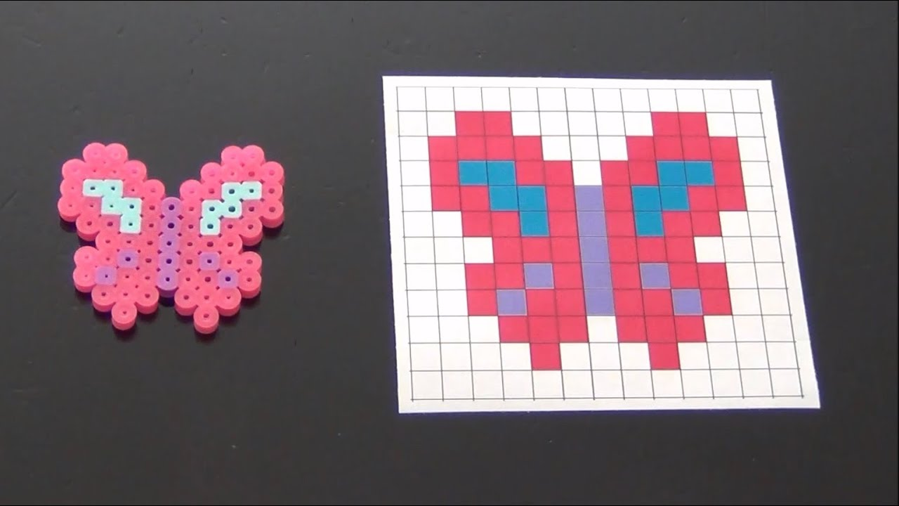 Crafts To Make With Perler Beads